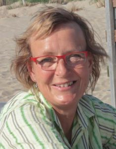 Portret Marian Torenbeek