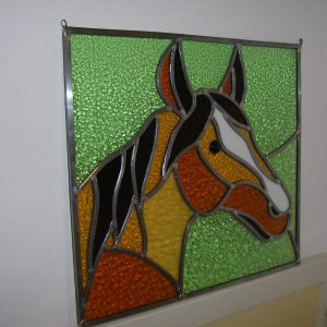 Paneel Paard